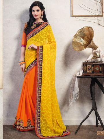 https://static5.cilory.com/103631-thickbox_default/designer-orange-yellow-party-wear-saree.jpg