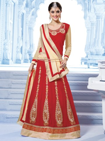 https://static5.cilory.com/116015-thickbox_default/ghoomer-red-beige-semi-stitched-ghagra-choli.jpg