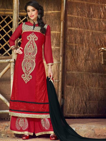 https://static.cilory.com/122487-thickbox_default/designer-red-pakistani-plazzo-style-semi-stitched-long-suit.jpg