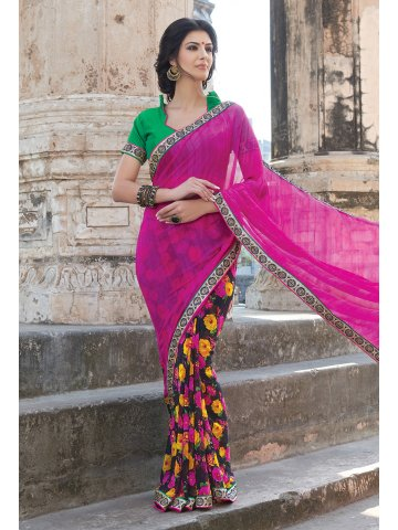 https://static7.cilory.com/124970-thickbox_default/georgette-printed-pink-saree-with-unstitched-blouse.jpg