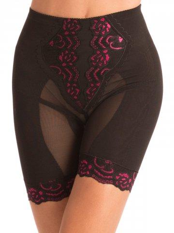 https://static6.cilory.com/125512-thickbox_default/prettysecrets-black-fuchsia-lace-super-slimming-hip-thigh-shaper.jpg