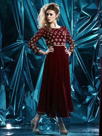 https://d38jde2cfwaolo.cloudfront.net/146694-thickbox_default/arties-maroon-georgette-kurti.jpg