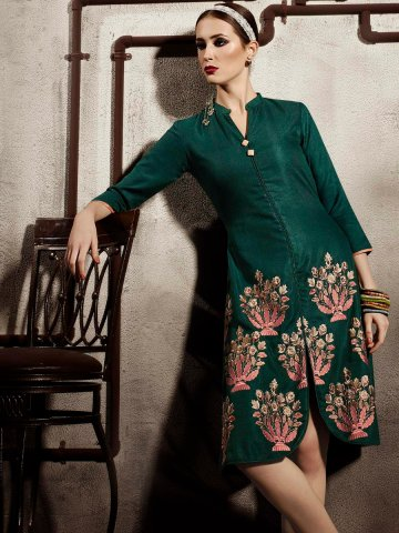 https://d38jde2cfwaolo.cloudfront.net/155307-thickbox_default/exotic-green-embroidery-kurti.jpg