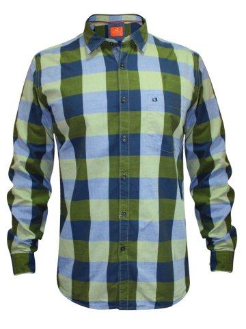 https://static.cilory.com/158921-thickbox_default/londonbridge-green-blue-casual-check-shirt.jpg