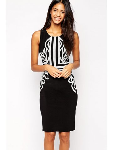 https://static7.cilory.com/159841-thickbox_default/black-beautiful-sleeveless-tank-floral-print-midi-dress.jpg