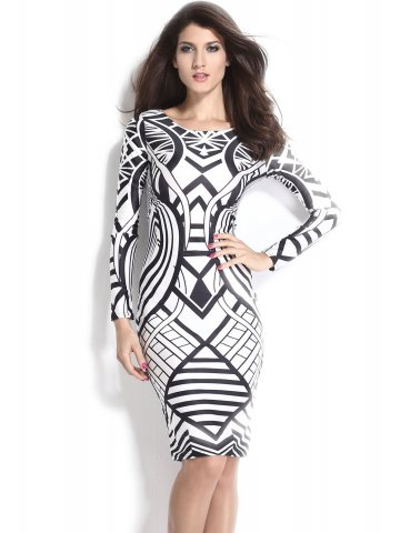 https://static6.cilory.com/168264-thickbox_default/tribal-aztec-black-white-tight-fitting-midi-dress.jpg