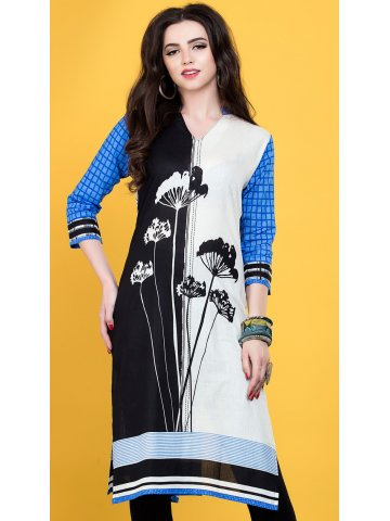 https://static4.cilory.com/192334-thickbox_default/spirit-black-white-cotton-kurti.jpg
