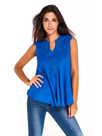 https://static7.cilory.com/200380-thickbox_default/blue-embroidered-applique-v-neck-blouse-top.jpg