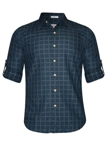https://static2.cilory.com/203711-thickbox_default/levis-navy-casual-checks-shirt.jpg