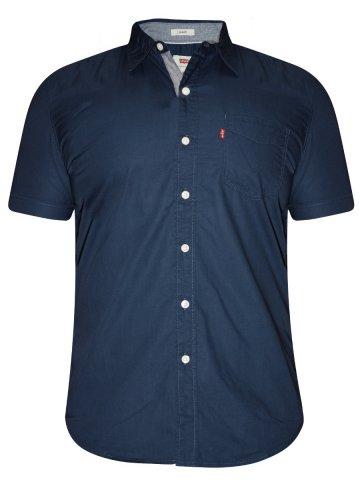 https://static3.cilory.com/203762-thickbox_default/levis-navy-casual-half-sleeves-shirt.jpg