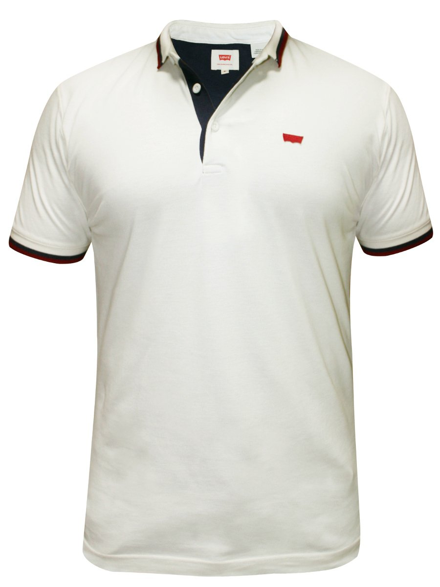 9b26b42a Buy T-shirts Online | Levis Cream Polo T-shirt | 17080-0023 | Cilory.com