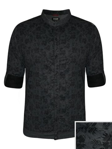 https://static6.cilory.com/207552-thickbox_default/spykar-dark-grey-casual-printed-shirt.jpg