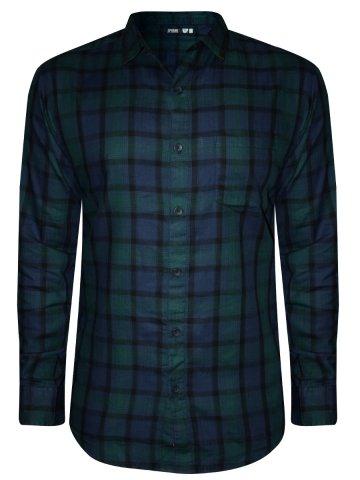 https://static.cilory.com/211645-thickbox_default/spykar-blue-green-casual-checks-shirt.jpg