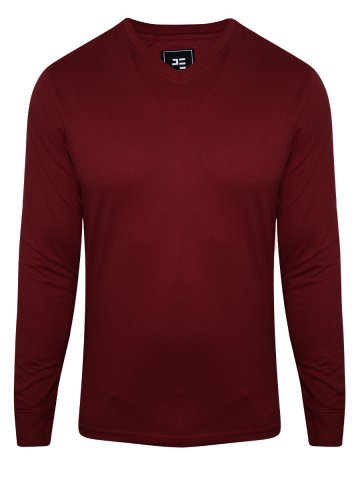 ... Red Full Sleeves T-Shirt. Reduced price!  https   static5.cilory.com 216188-thickbox default peter- bfba3d5c525