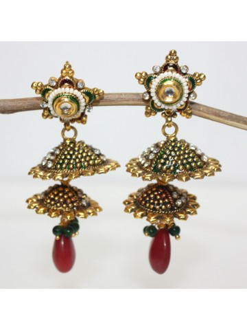 https://static3.cilory.com/25097-thickbox_default/polki-work-earrings-carved-in-stone-and-beads.jpg