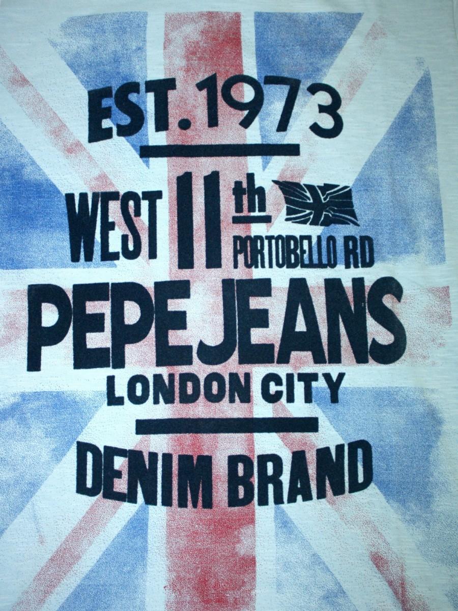 pepe jeans tagline