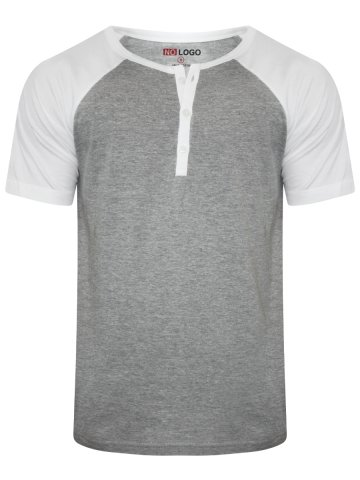 https://static2.cilory.com/265712-thickbox_default/nologo-grey-melange-white-henley-t-shirt.jpg
