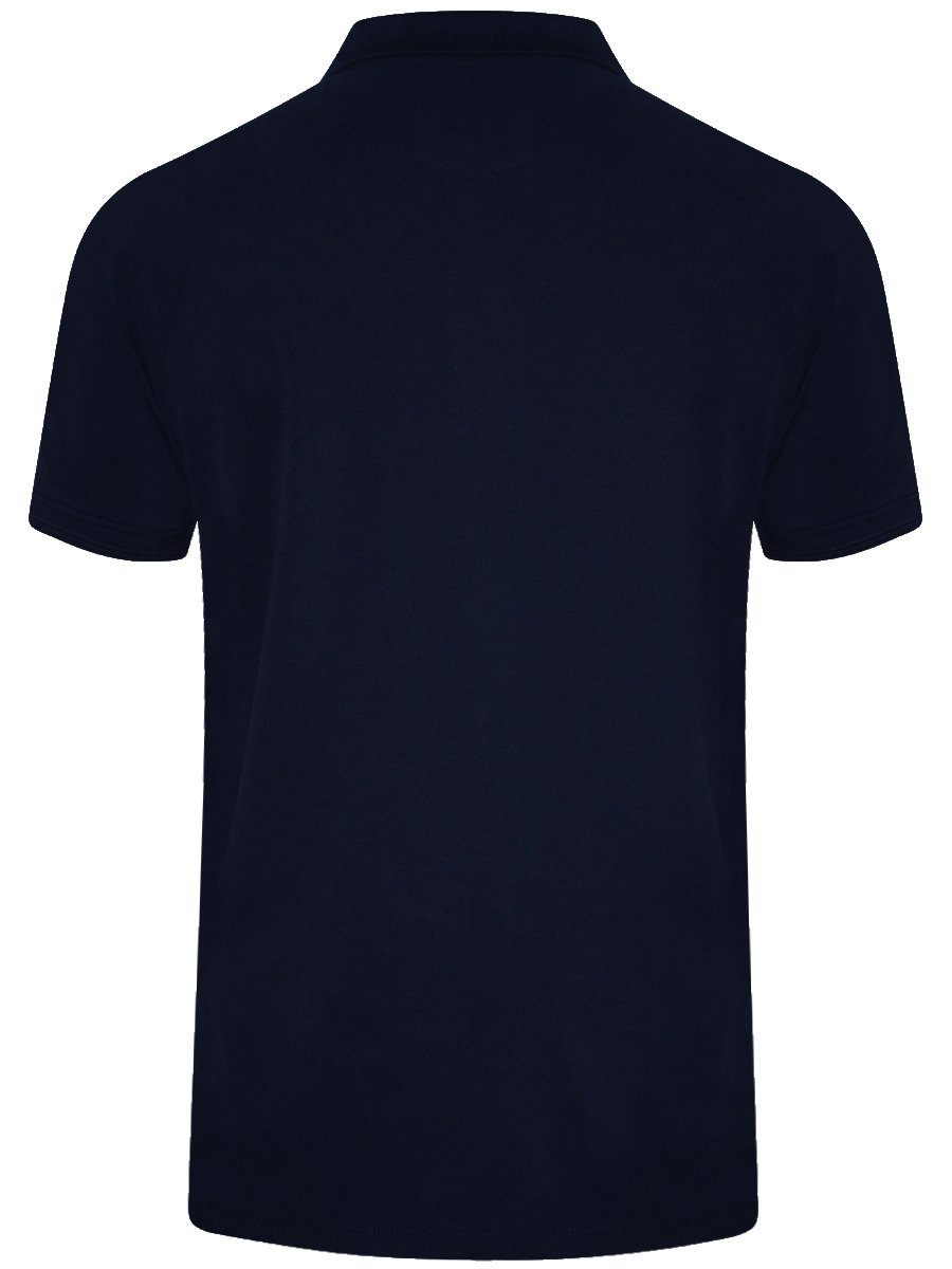 Black t shirt full sleeve with collar - View Full Size
