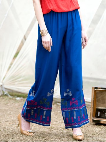 https://static2.cilory.com/322320-thickbox_default/color-threads-royal-blue-embroidered-rayon-cotton-palazzo.jpg