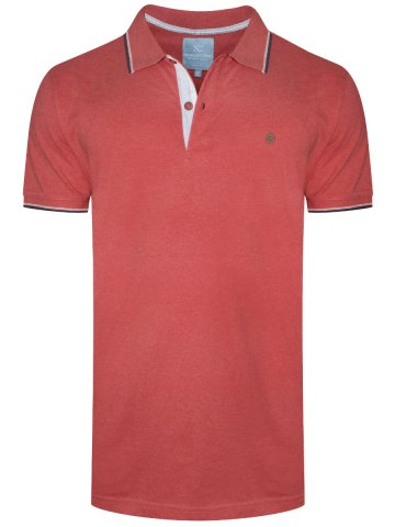https://static9.cilory.com/324067-thickbox_default/numero-uno-coral-melange-tipping-polo-t-shirt.jpg
