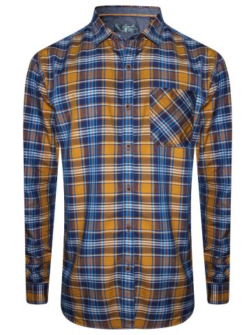 https://static8.cilory.com/324378-thickbox_default/numero-uno-mustard-blue-casual-checks-shirt.jpg