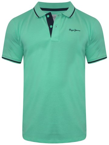 613dbef10d8  Pepe Jeans Sea Green Polo T-Shirt.  https   static8.cilory.com 326735-thickbox default pepe-
