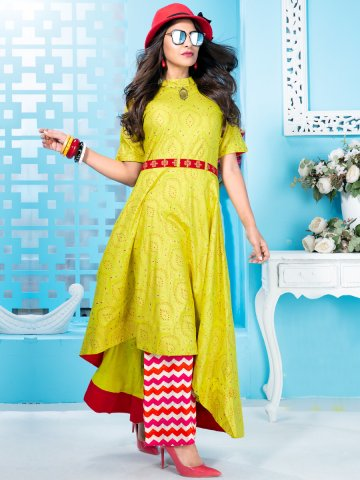 https://static1.cilory.com/363694-thickbox_default/galleria-lime-green-rayon-printed-kurti.jpg