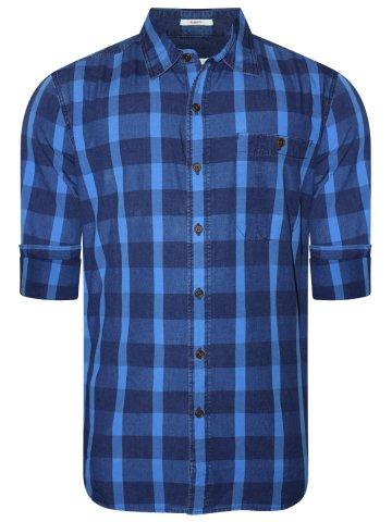 https://static5.cilory.com/379489-thickbox_default/levis-navy-blue-men-s-casual-checks-shirt.jpg