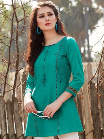 https://static8.cilory.com/394918-thickbox_default/green-cotton-embroidered-tunic.jpg