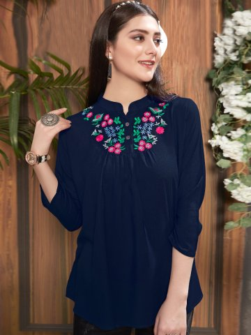https://static8.cilory.com/402650-thickbox_default/navy-blue-rayon-embroidered-top.jpg