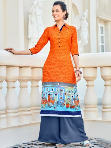 https://static2.cilory.com/403132-thickbox_default/kajal-orange-kurta-with-palazzo.jpg