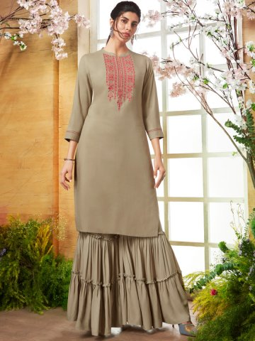 https://static2.cilory.com/406751-thickbox_default/kajree-rayon-embroidered-kurta-with-sharara.jpg