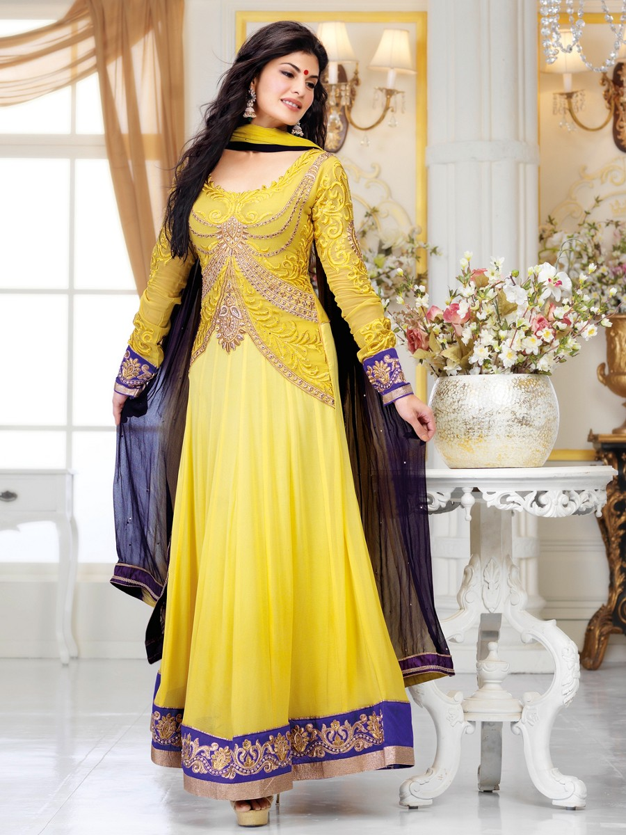 07c26d972  Celebrity Look Party Wear Semi Stiched Anarkali Suits.  https   static6.cilory.com 55962-thickbox default celebrity- View full size