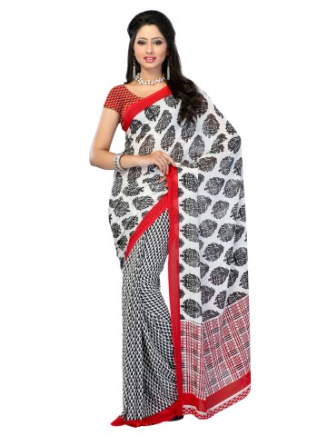 https://static2.cilory.com/89808-thickbox_default/jaipur-kurti-s-sparkling-black-and-white-faux-georgette-saree-paired-with-blouse.jpg